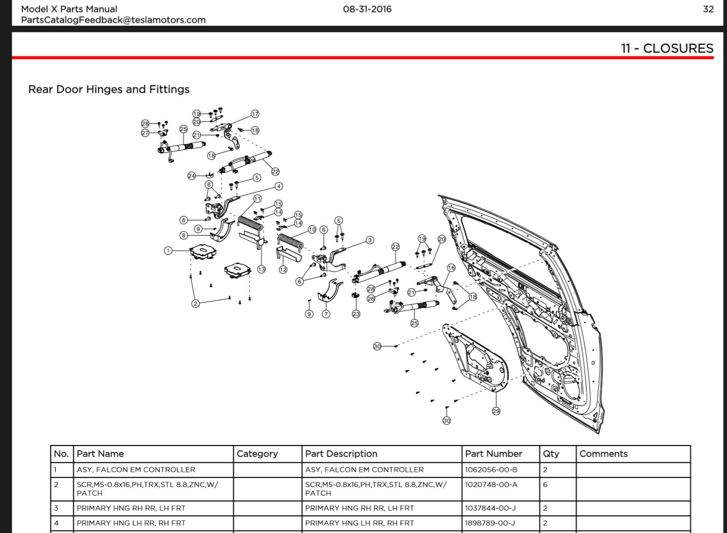 tesla model x service manual wiring diagram parts catalog please ask for price and payment details in pm private message only